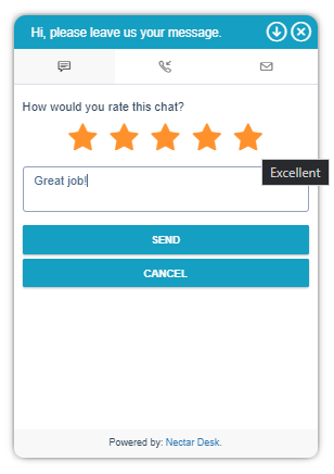Chat Rating