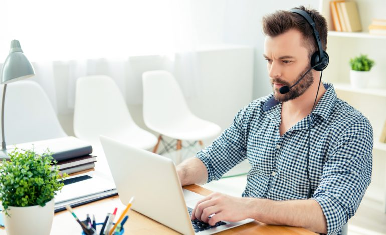 Inbound Call Management Via VoIP Call Center Systems