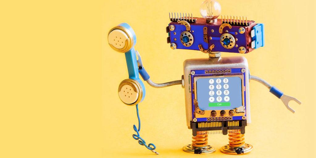 robo calls software