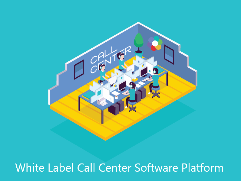 White Label Call Center Software Platform
